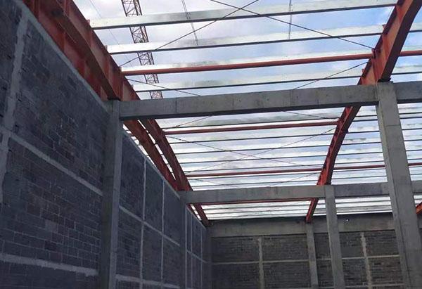 六枝特区农产品批发市场建设项目钢结构